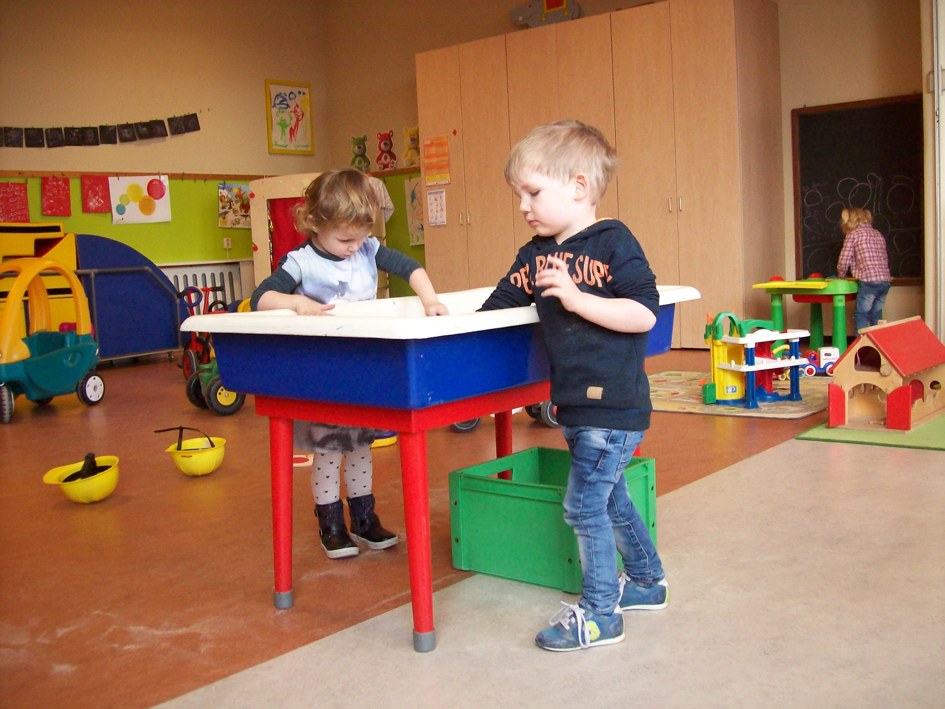 Peuteropvang 't Kattekuorke Jirnsum - Kids First COP groep