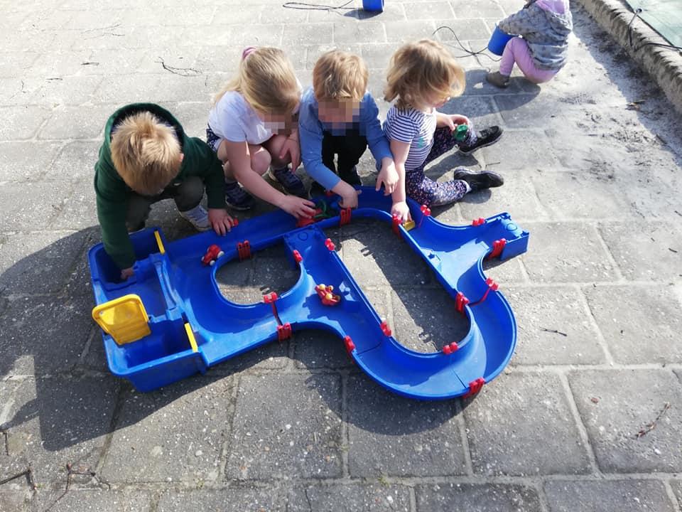 Alles Kids KDV Groningen - Kids First COP groep kinderopvang