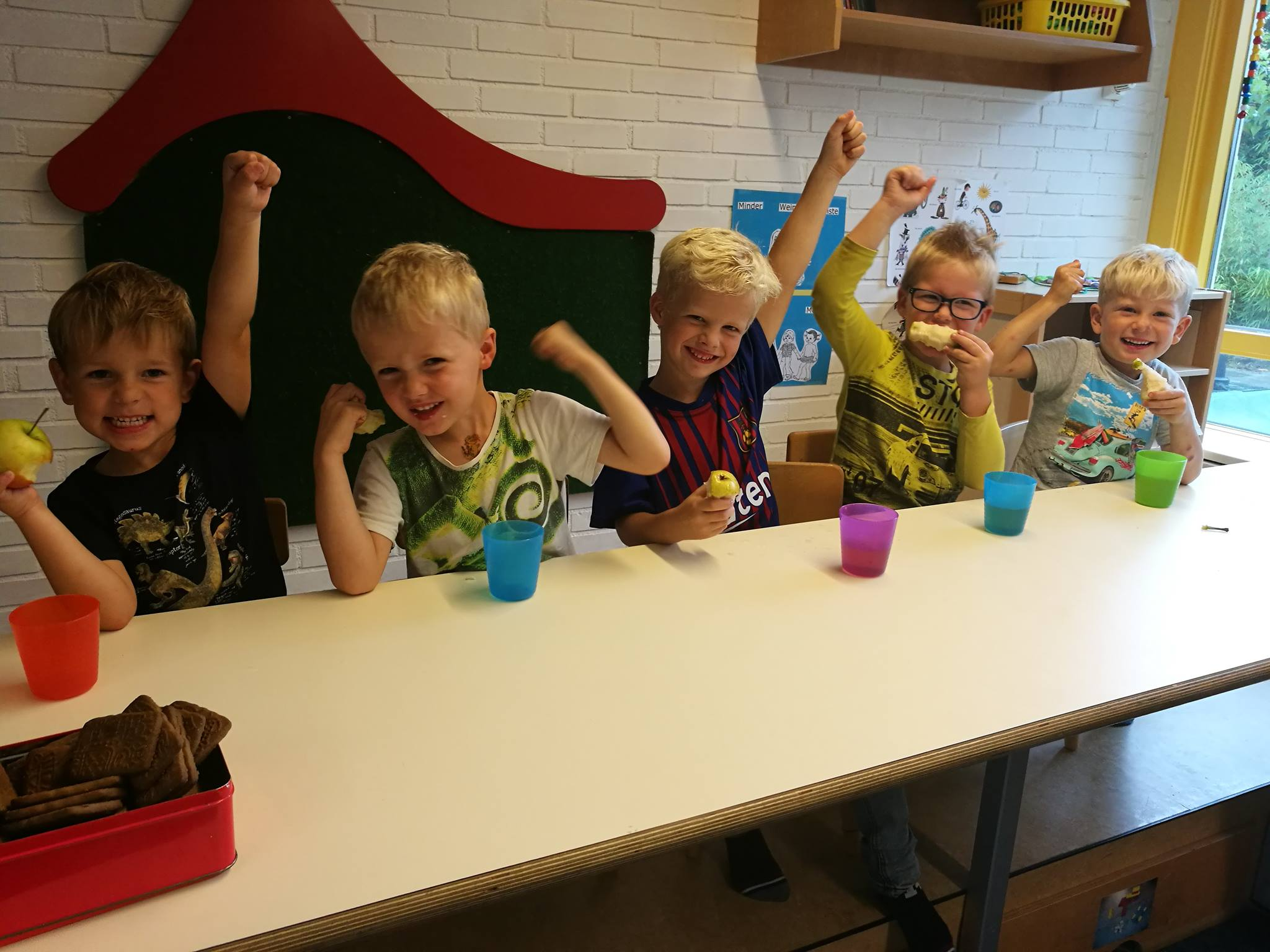 Alles Kwetter BSO Groningen - Kids First COP groep kinderopvang