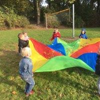 Astronautjes Peuteropvang Groningen Kids First COP groep
