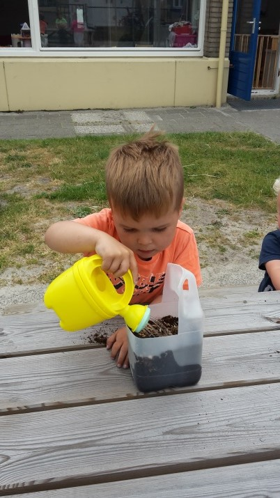 Bernefleur jongetje - Kids First COP groep