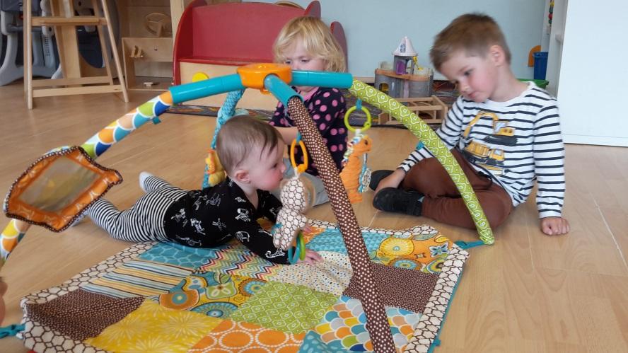 Kinderopvang 0 - 4 jaar KDV - Kids First COP groep