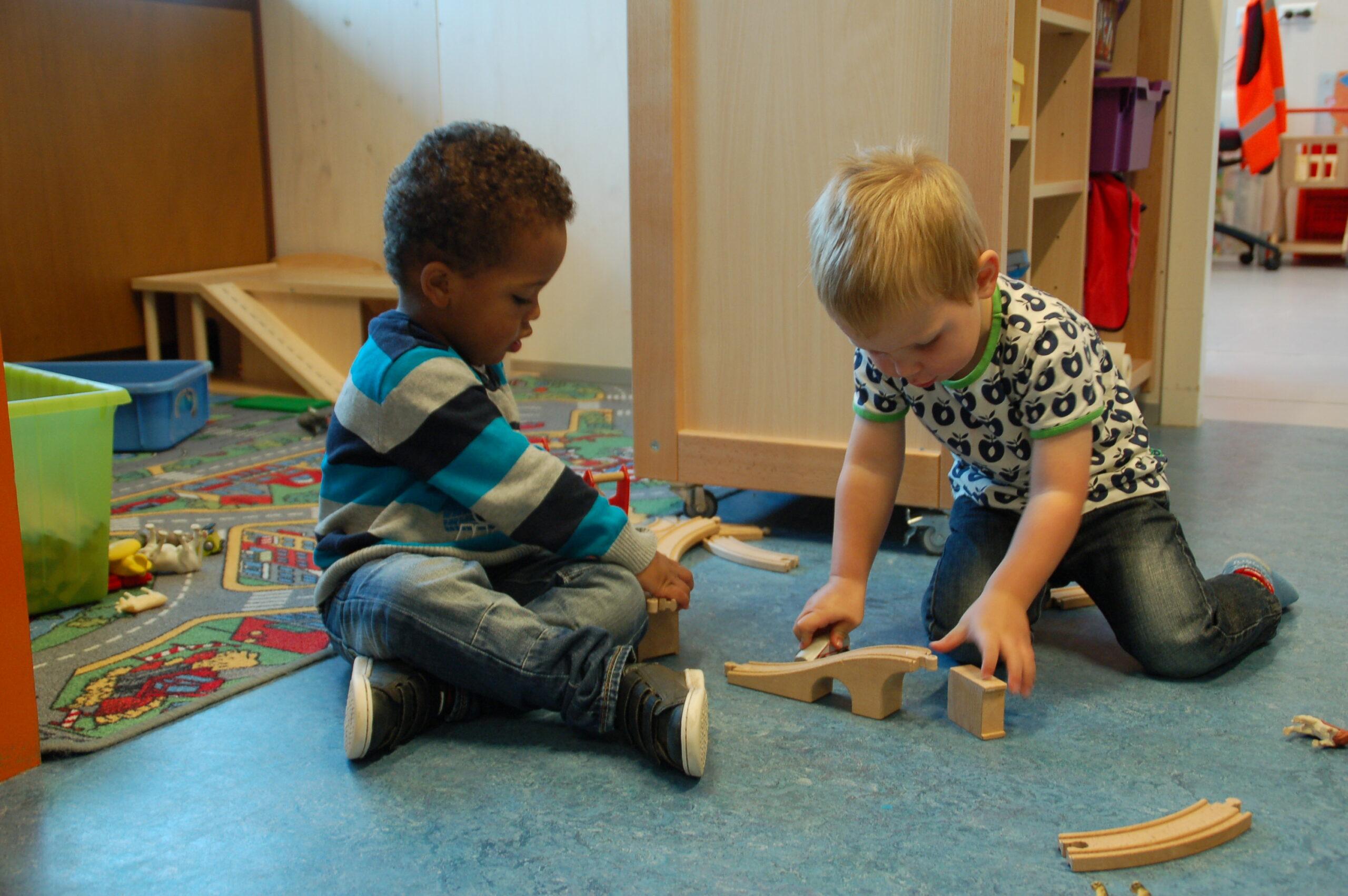 Peuteropvang 't Brugwachtertje -Beijum - Groningen - Kids First COP groep