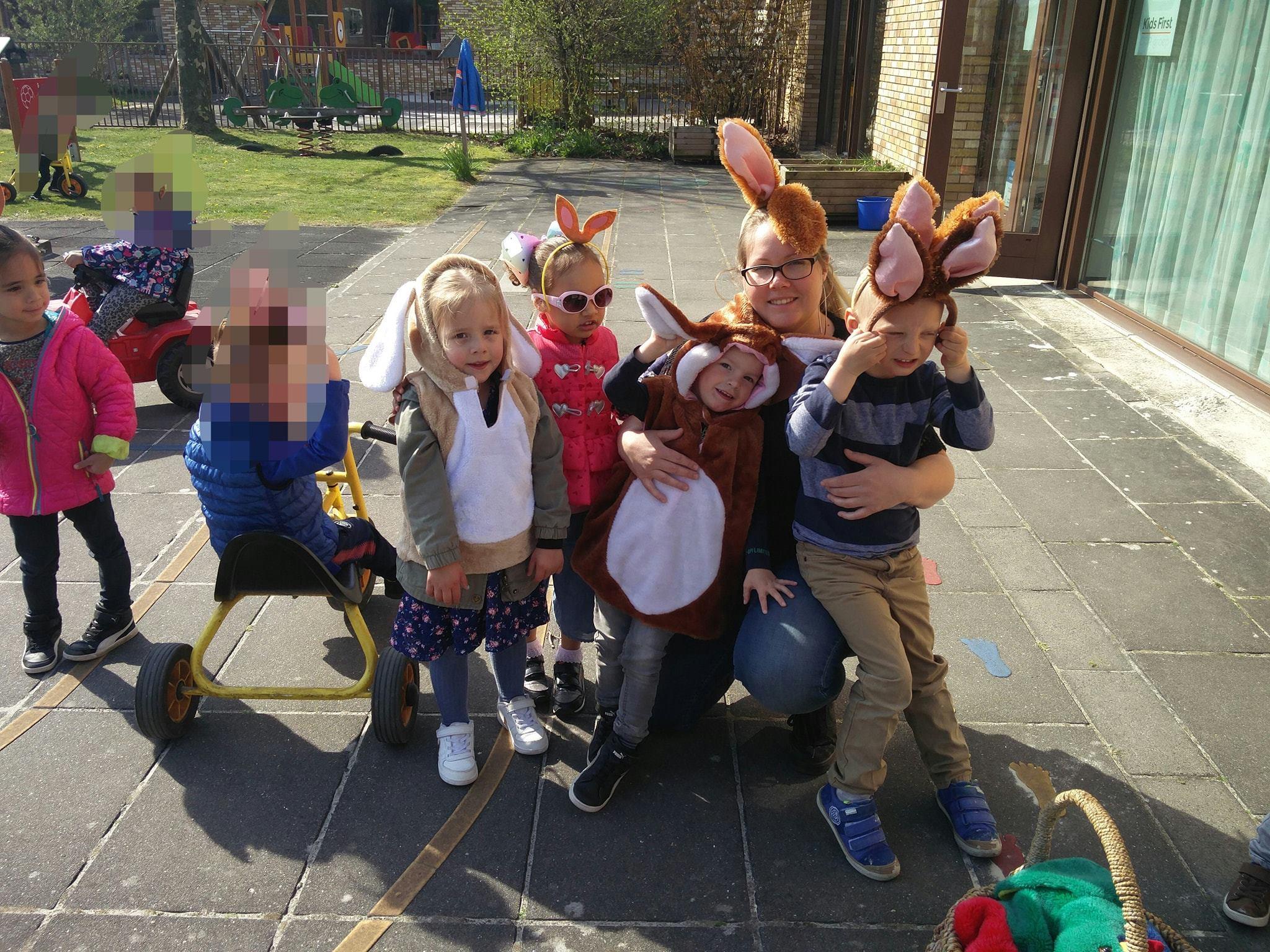 De Blokkendoos Peuteropvang Harkstede - Kids First COP groep kinderopvang