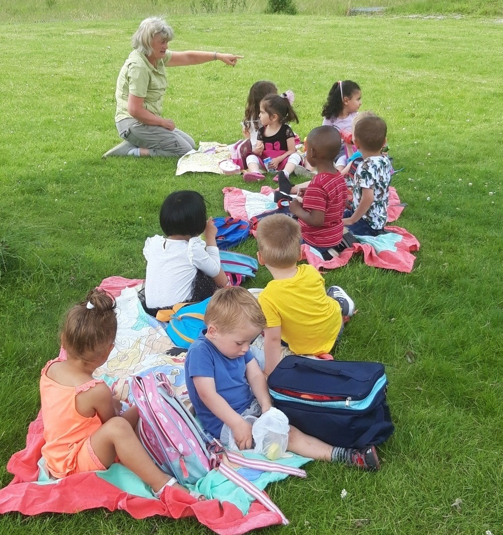 Dondersteen Peuteropvang Groningen - Kids First COP groep kinderopvang