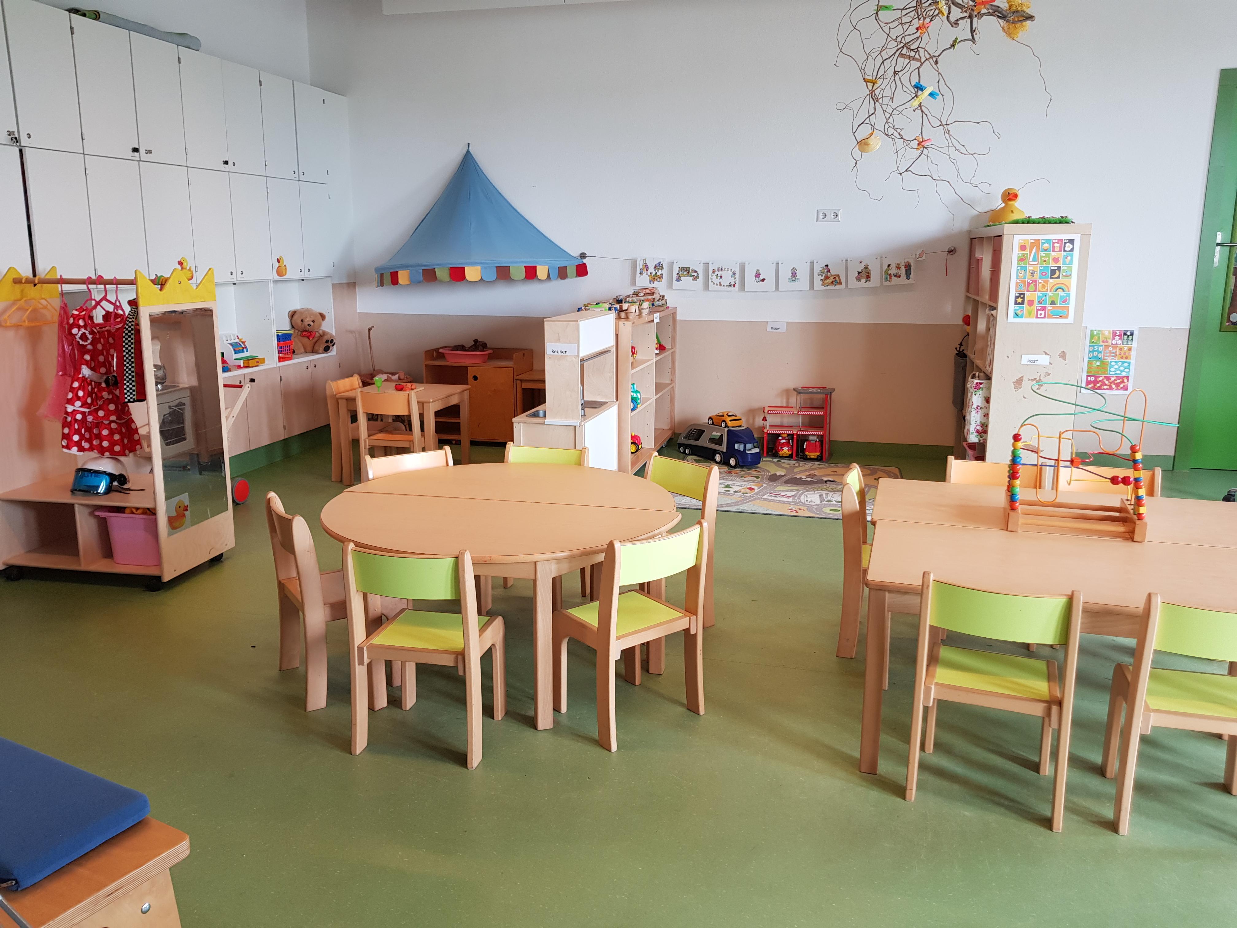 Peuteropvang Ukkie Dukkie Gravenburg Groningen Kids First COP groep