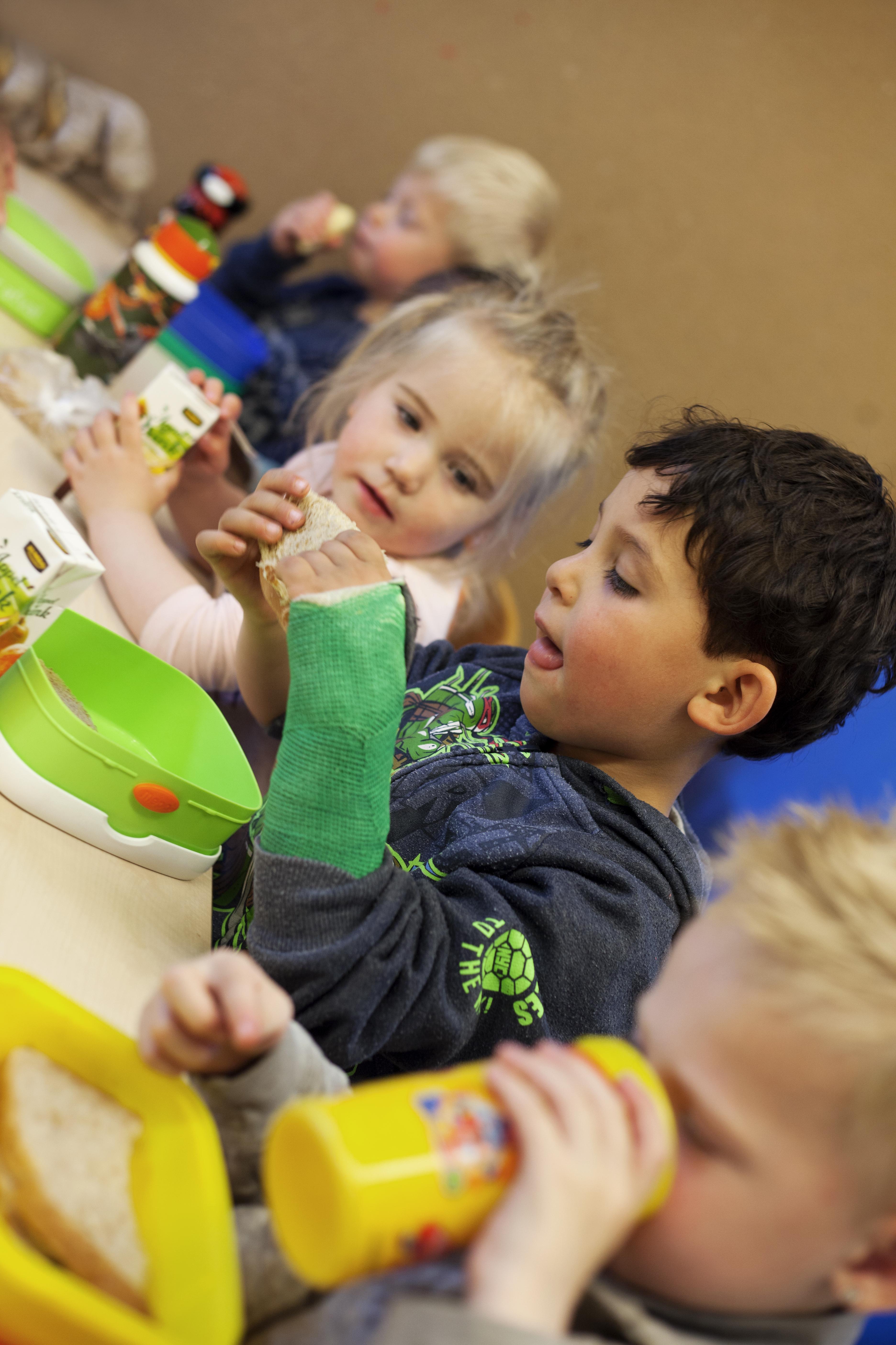 Peuteropvang Ons Speulplakky in Sint Jacobiparochie - Kids First COP groep
