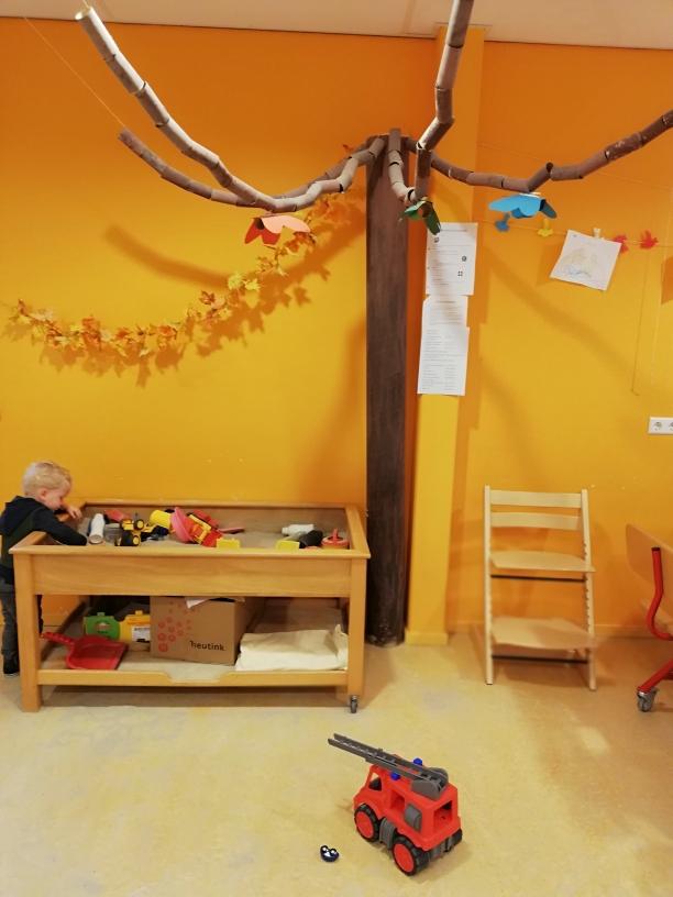 Peuteropvang It Skarrelspultsje in Wommels - Kids First COP groep