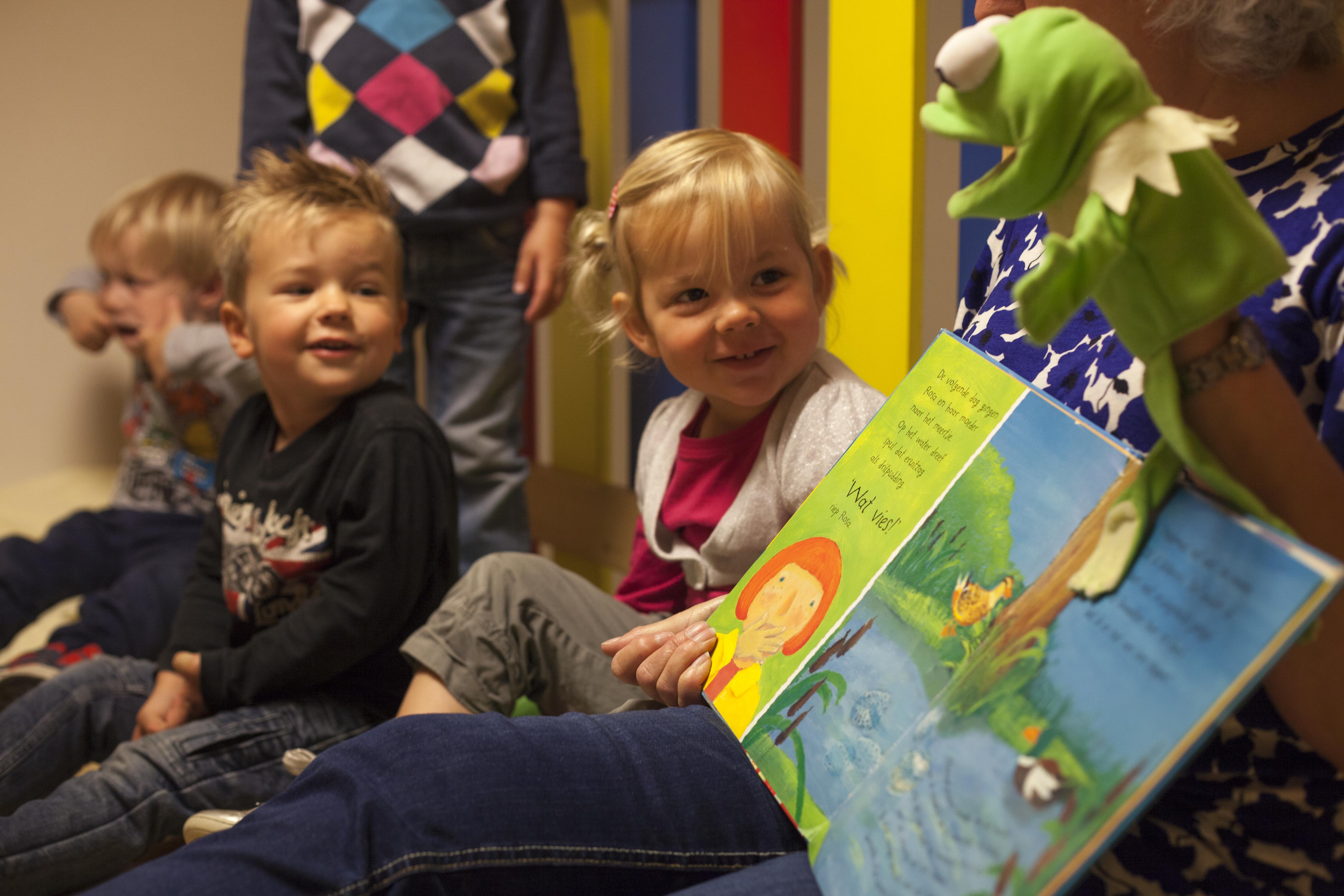 Peuteropvang 't kwetternest in Stavoren - Kids First COP groep