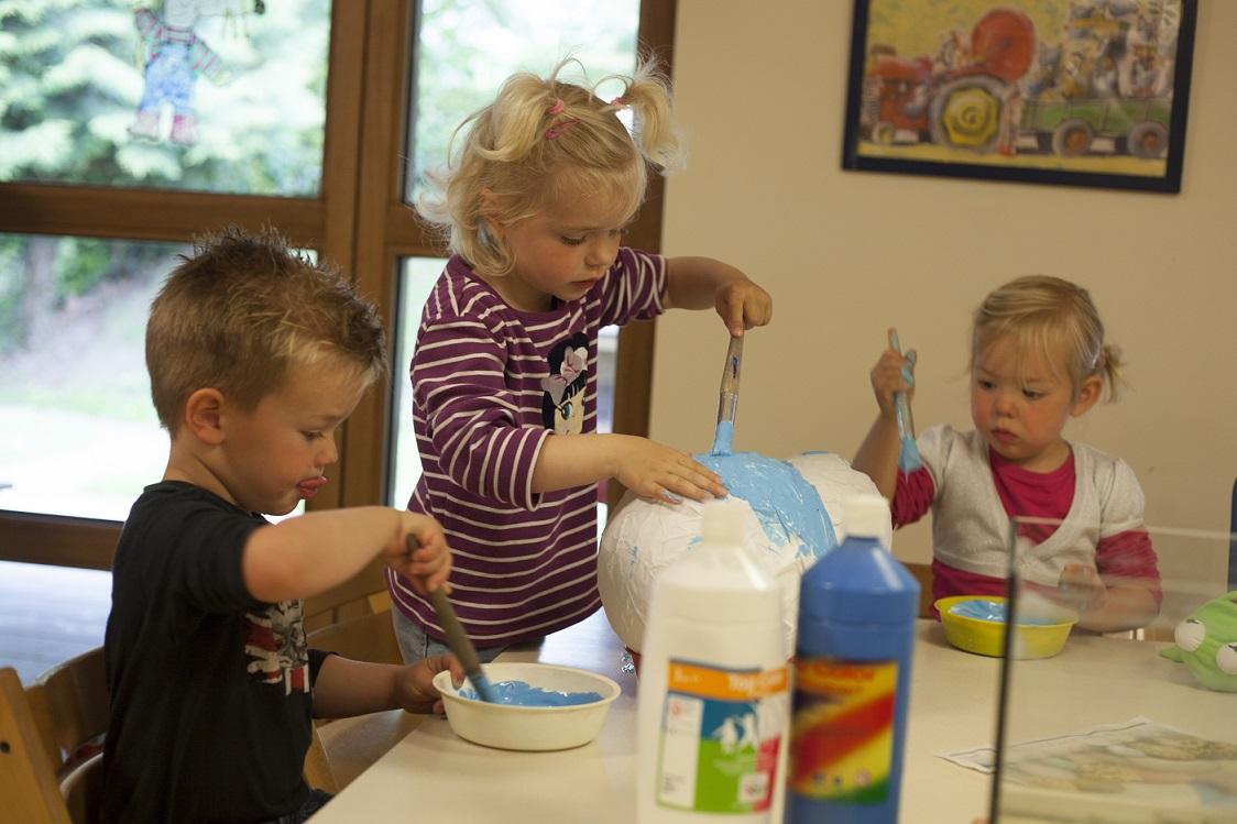 Peuteropvang Klein Duimpje Groningen - Kids First COP Groep