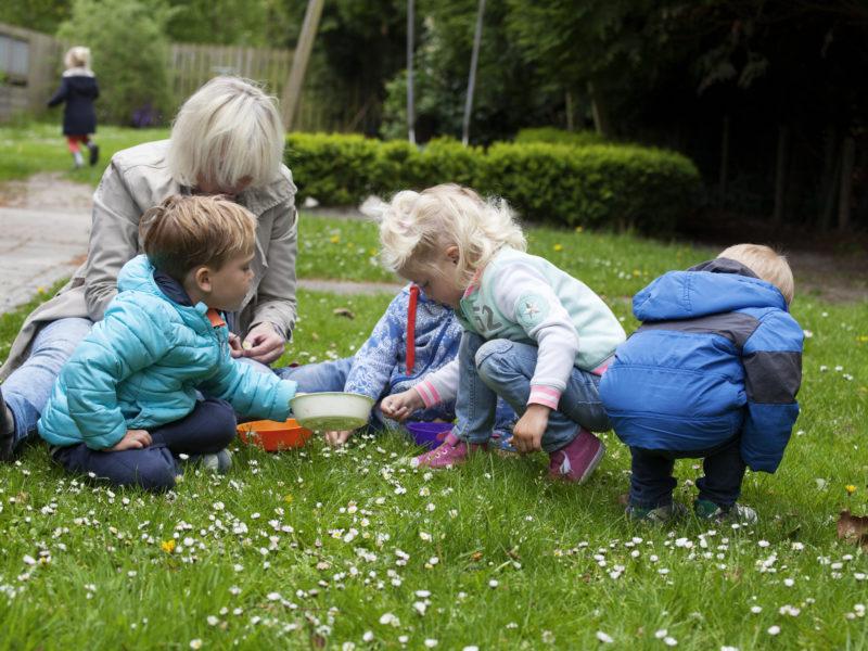 Peuteropvang 't Hummelhof Kids First COP groep Engelbert Groningen
