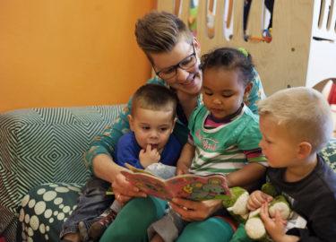Opvang 0 - 4 jaar - Kids First COP groep