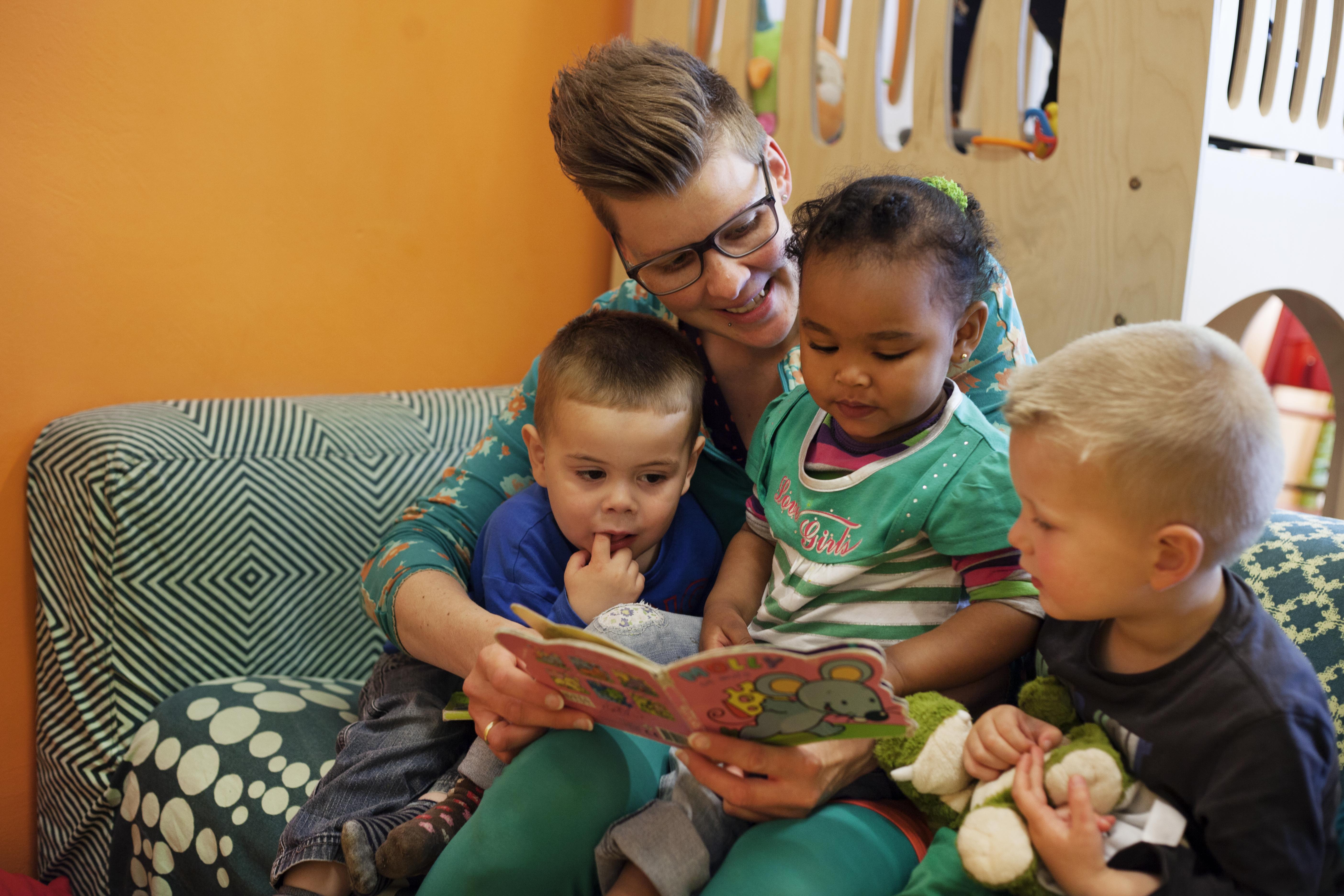 KDV Het Ganzennest Coevorden Kinderdagverblijf dagopvang Coevorden Drenthe Kids First COP groep