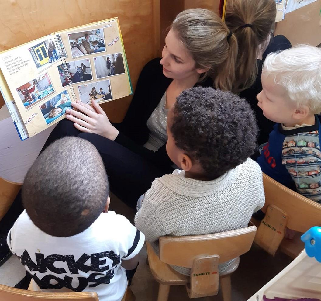 KDV Jettepet Korrewegwijk Groningen - Kids First COP groep kinderopvang