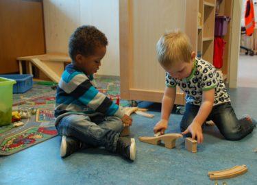 Peuteropvang Speelboot Reitdiep Groningen Kids First COP groep