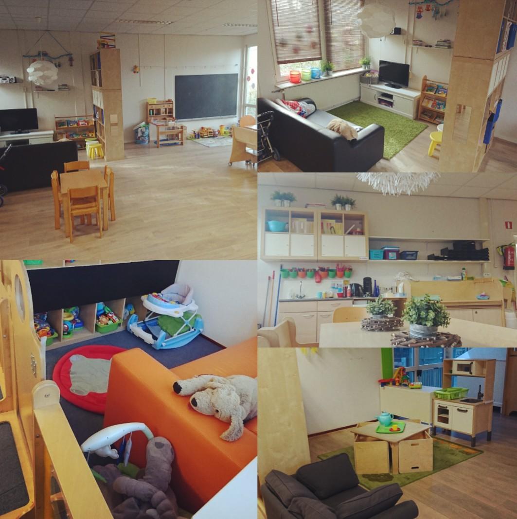 kinderdagverblijf de Buitenborg - Marsdijk Assen Kids First COP groep collage