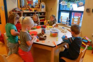 Peuteropvang De Kruümmelborg Schildwolde Kids First COP groep peuterschool peuterspeelzaal