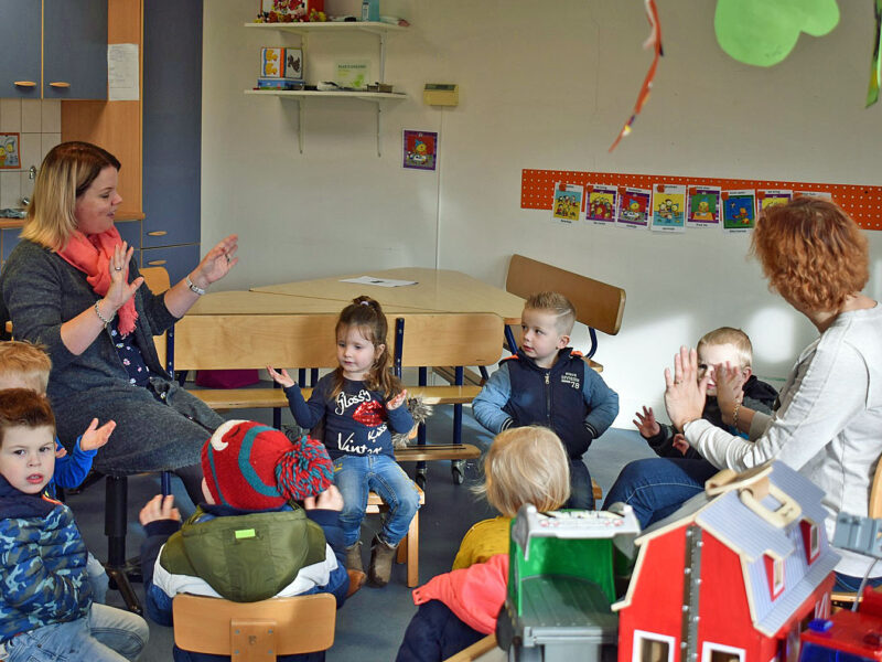 Kids First peuteropvang Arum