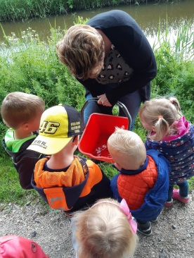 PO Witmarsum kikkervisjes - Kids First COP groep