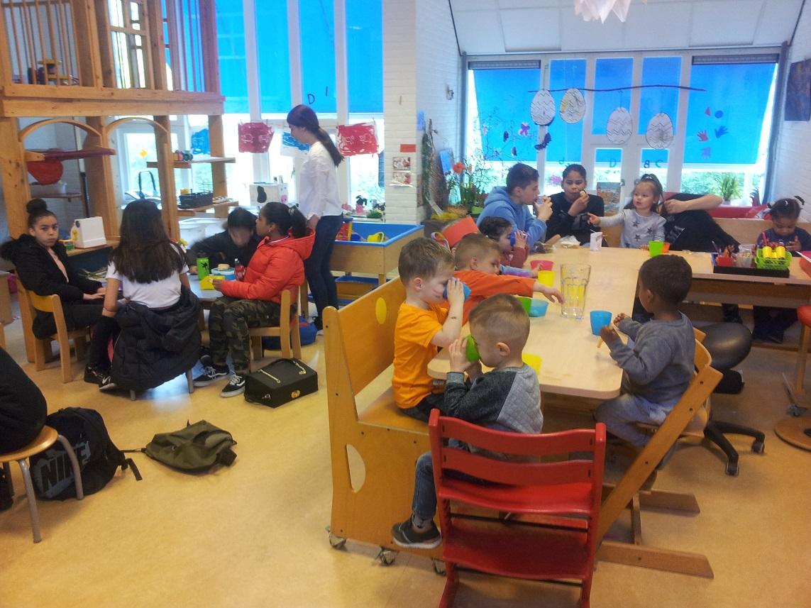 Peuteropvang De Kleine Wereld - Kids First COP groep peuteropvang Groningen