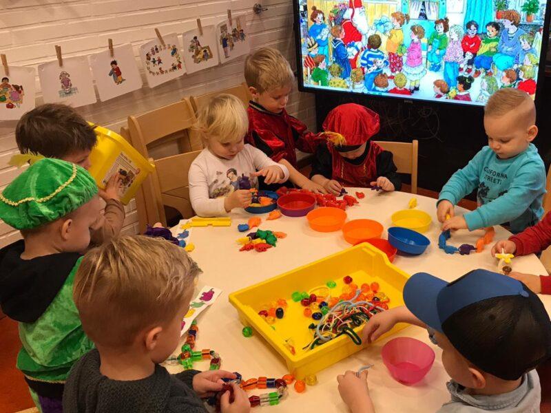 Peuteropvang De Smurf - Hoogkerk Groningen Kids First kinderopvang