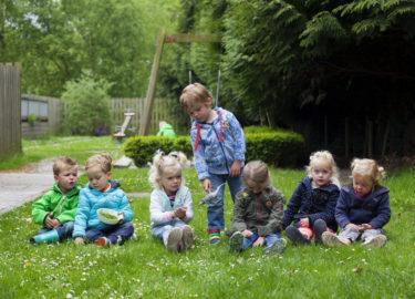 Peuteropvang Robbedoes Kids First COP groep Groningen Indische buurt