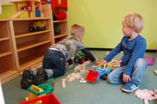 Peuteropvang de Blokkendoos Harkstede Kids First COP groep peuterschool peuterspeelzaal