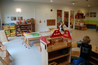 Peuteropvang de Blokkendoos Harkstede Kids First COP groep peuterschool peuterspeelzaal lokaal