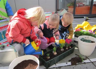 KDV Reitdiephaven Reitdiep Groningen Kids First COP groep