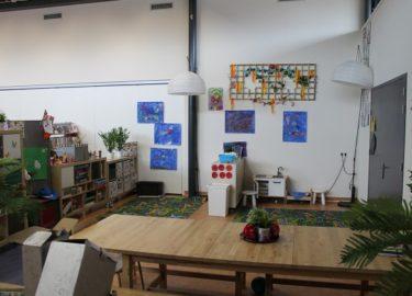 Bovensmilde buitenschoolse opvang Kids First COP groep lokaal