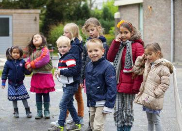 Alles Kwetter BSO Kids First COP groep Groningen Oosterhoogebrug