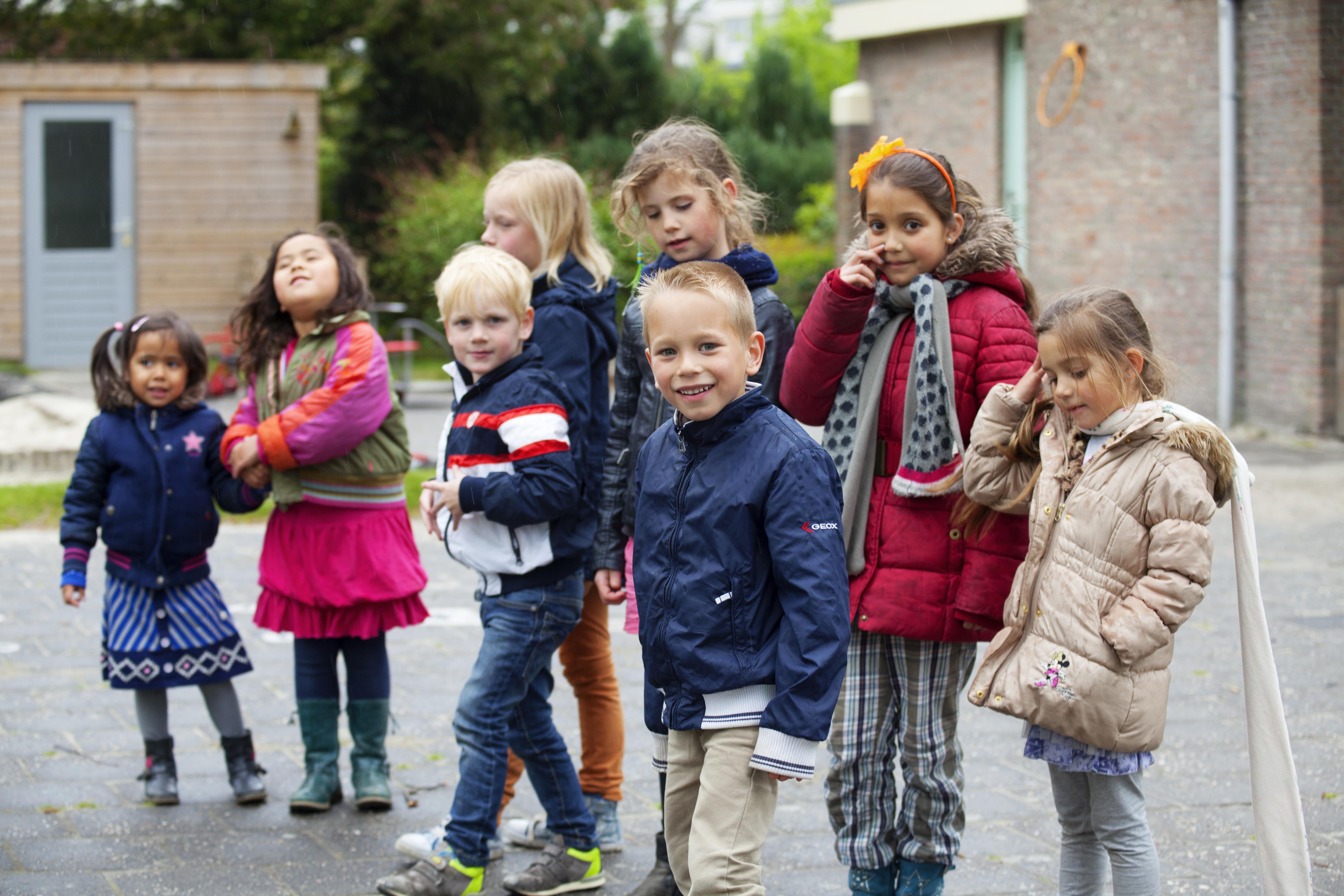 BSO De Zeeparels Stiens - Kids First COP groep