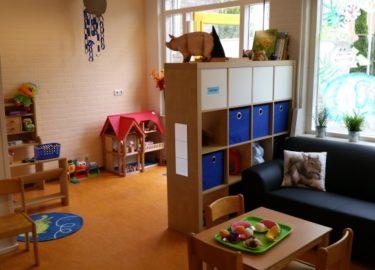 Kinderdagverblijf De Buitenborg - Marsdijk Assen Kids First COP groep - speelhoek