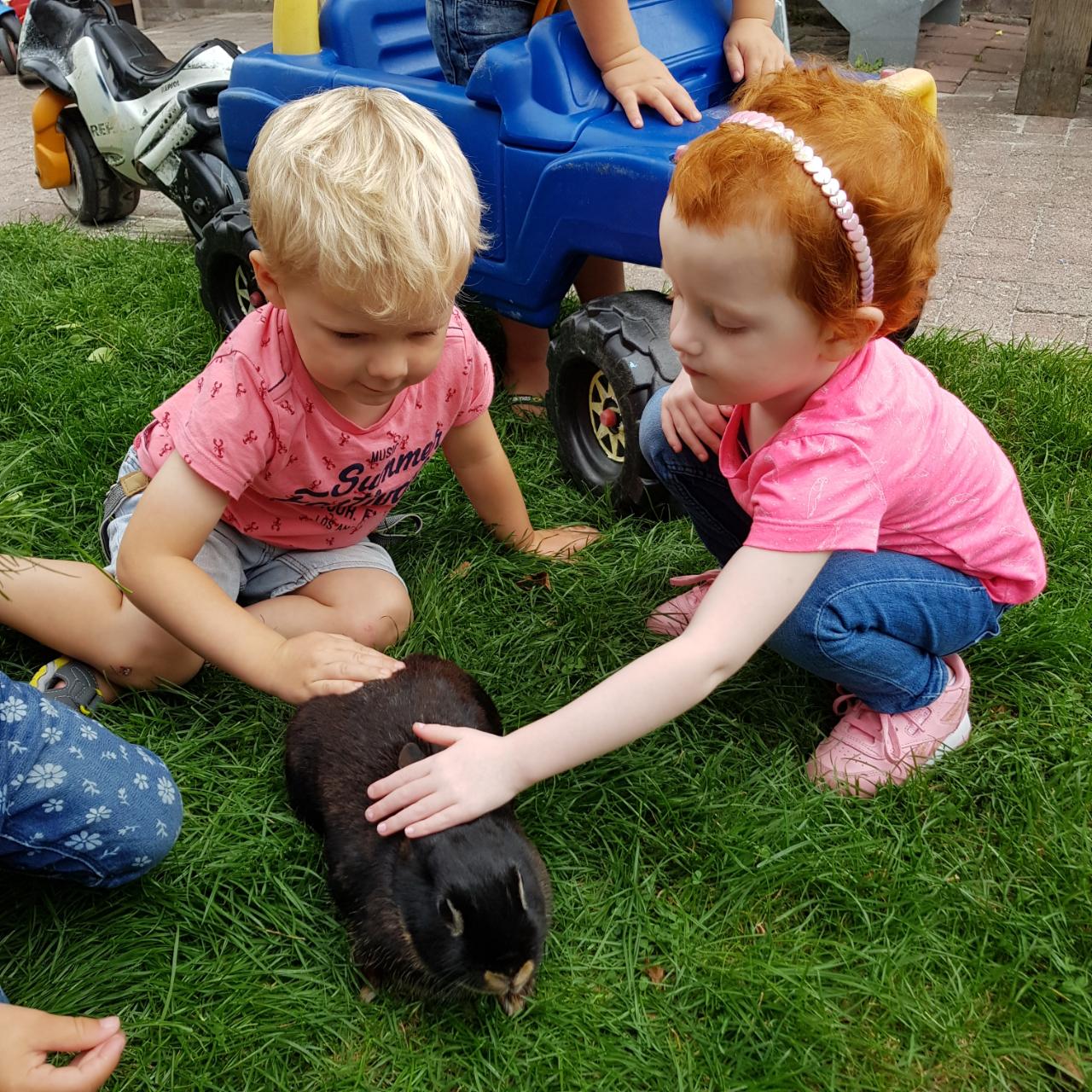 Kinderdagverblijf De Spettertjes in Sneek - Kids First COP groep