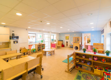 Kinderdagverblijf Dondersteen Groningen - Kids First COP Groep
