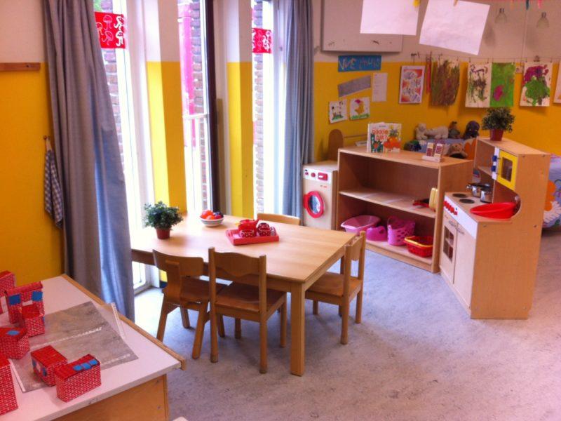 Dribbel Peuteropvang Groningen Hoogkerk Kids First COP groep