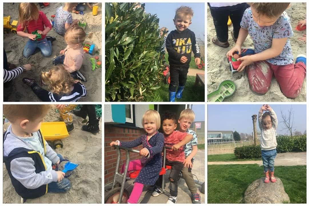 Kinderdagverblijf Bernestate Leeuwarden - Kids First COP groep