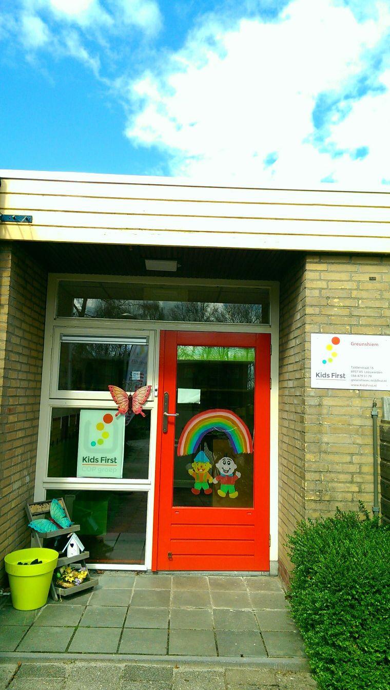 Greunshiem KDV Leeuwarden Kids First COP groep locatie