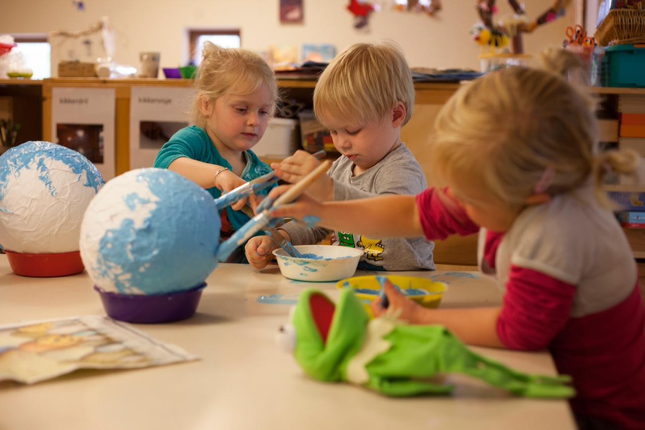 Peuteropvang Schoonoord Kids First COP groep Drenthe