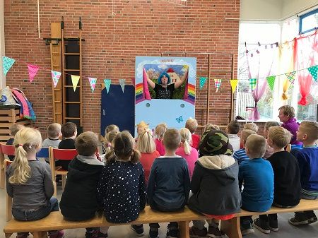 It Pjuttehonk Peuteropvang Tjerkwerd - Kids First COP groep