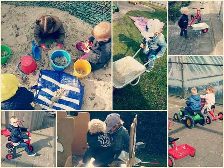 KDV It Sinnebern Leeuwarden - Kids First COP groep