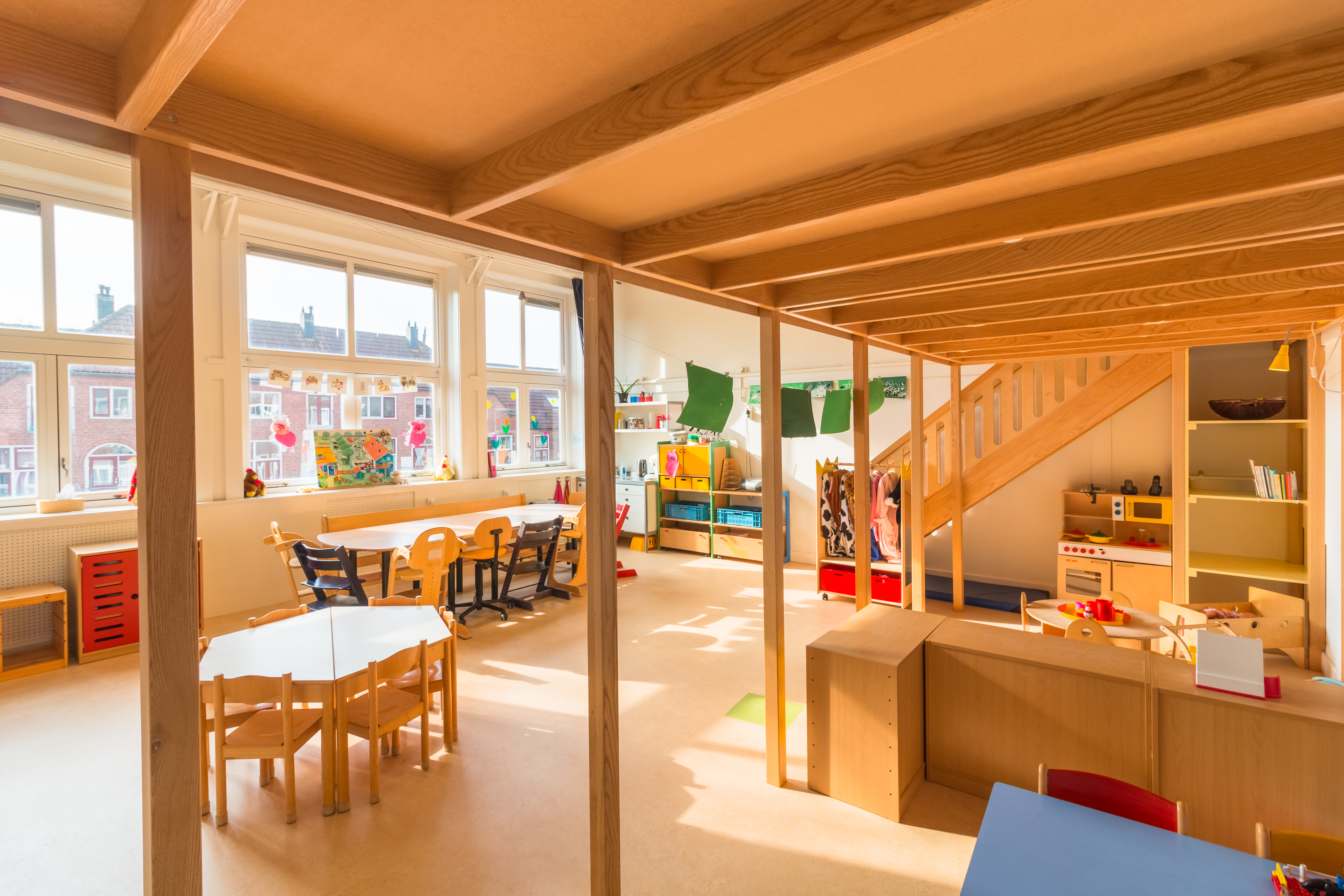 Lutje Potje Peuteropvang Groningen lokaal - Kids First COP Groep