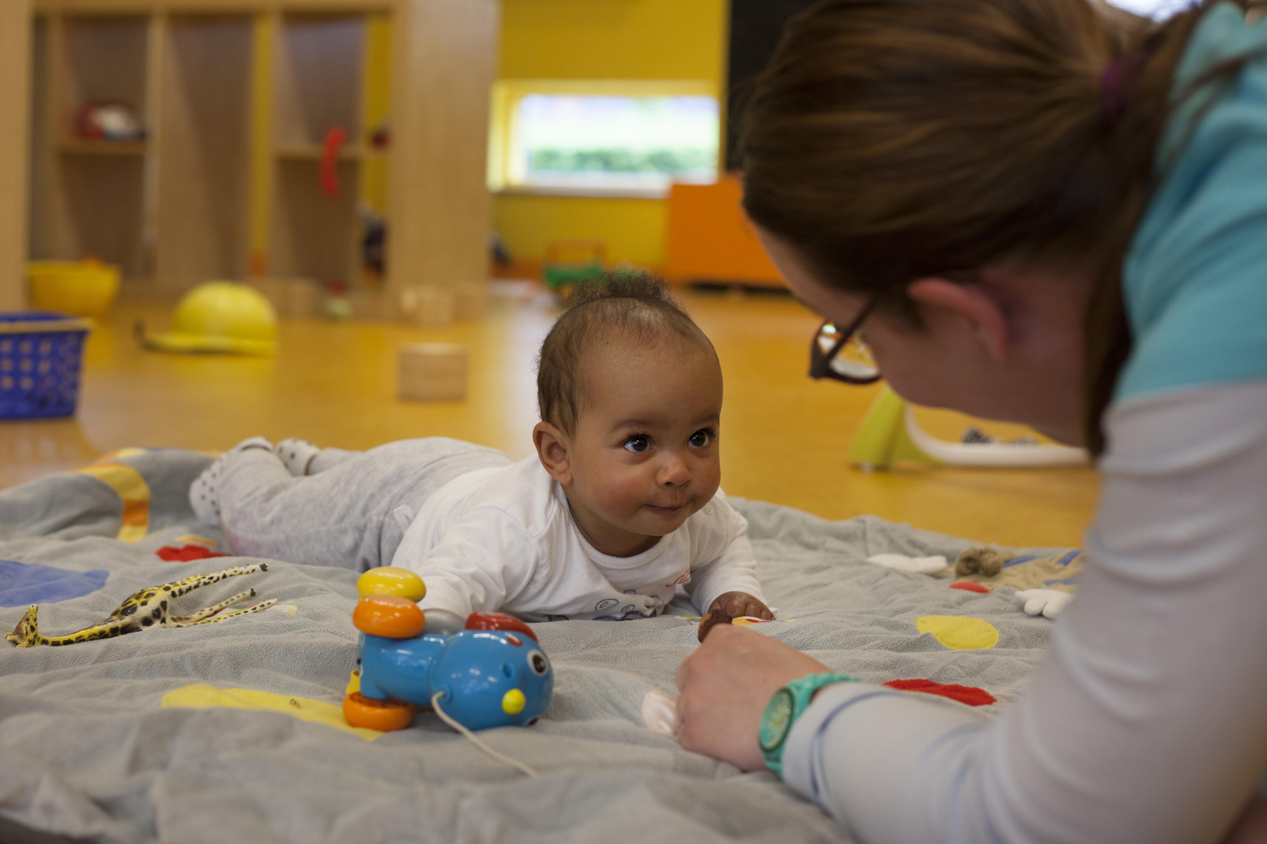 Kinderdagverblijf De Zeeparels in Stiens - Kids First COP Groep