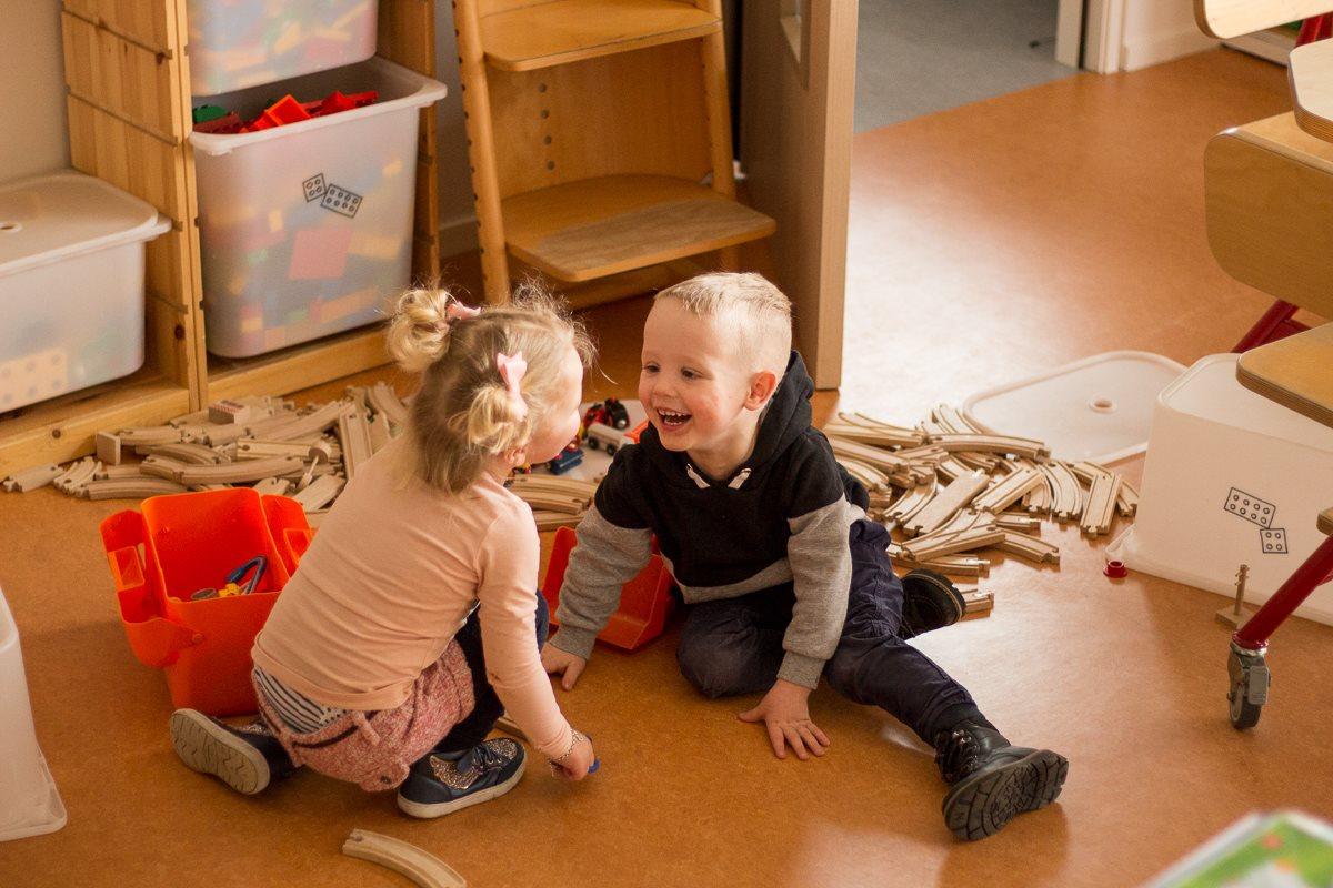 Kinderdagverblijf De Speeldoos Stadskanaal - Kids First COP Groep