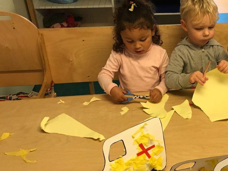 KDV Bernelân Leeuwarden Kids First COP groep Friesland
