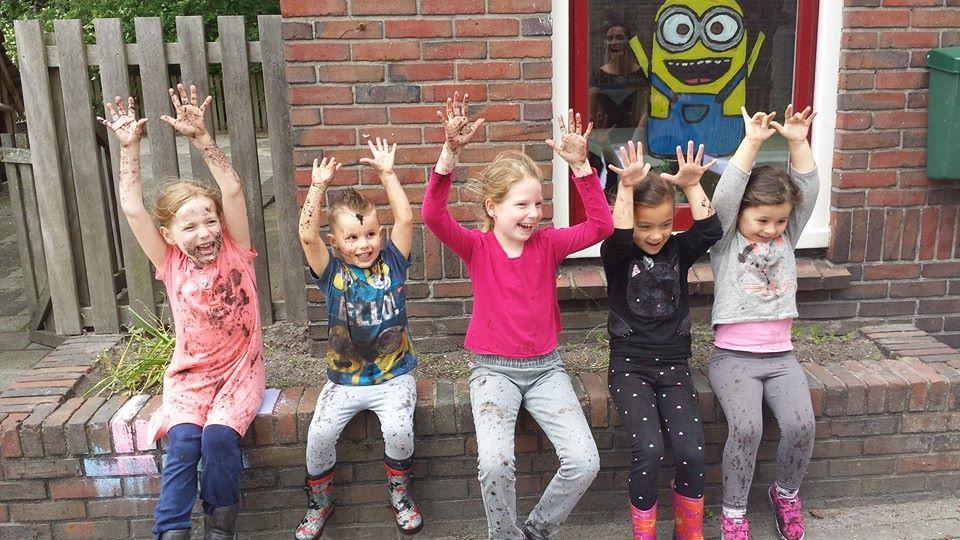 BSO Merelnest Oosterparkwijk Groningen - Kids First COP groep
