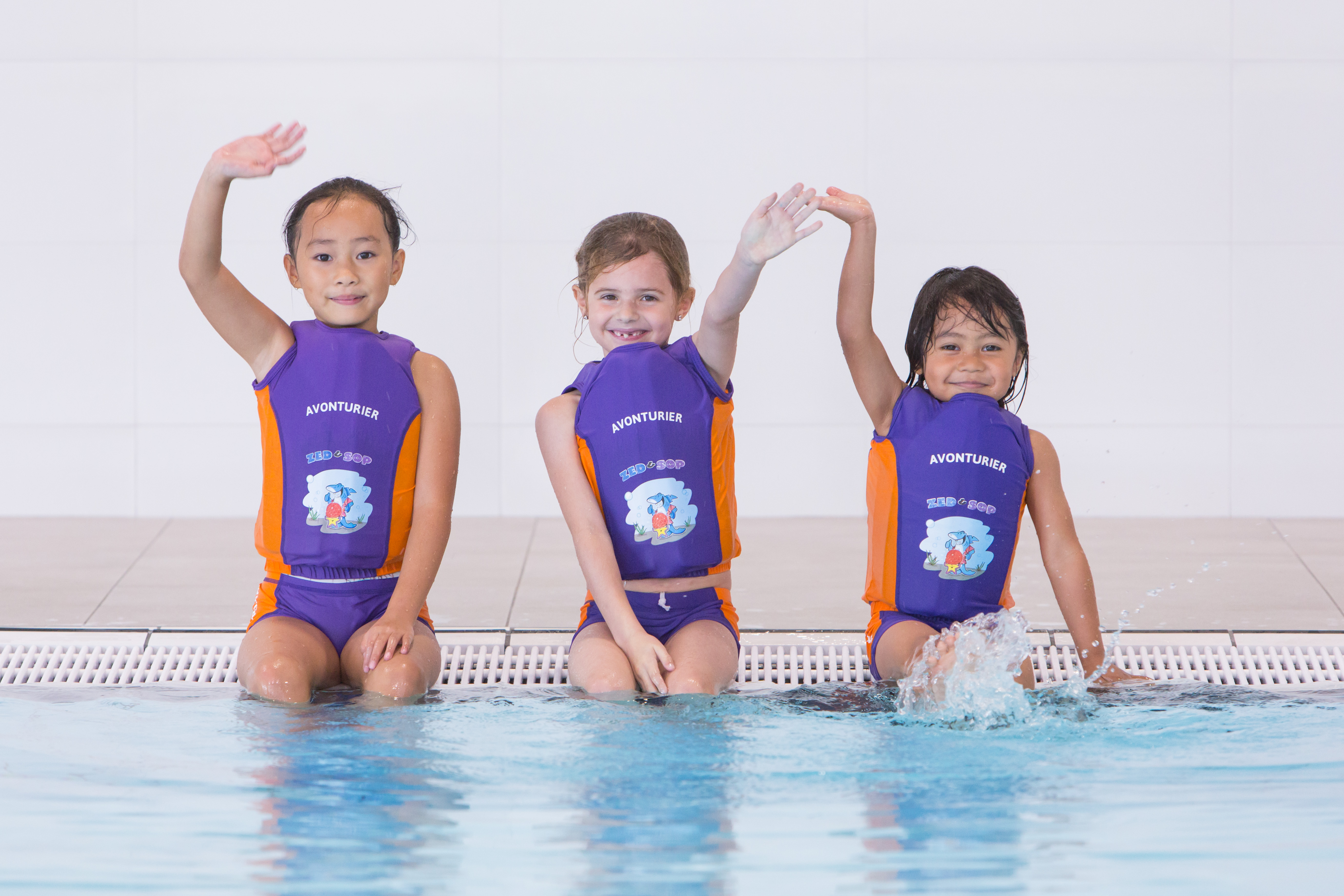 Zwemles tijdens BSO - Kids First COP groep
