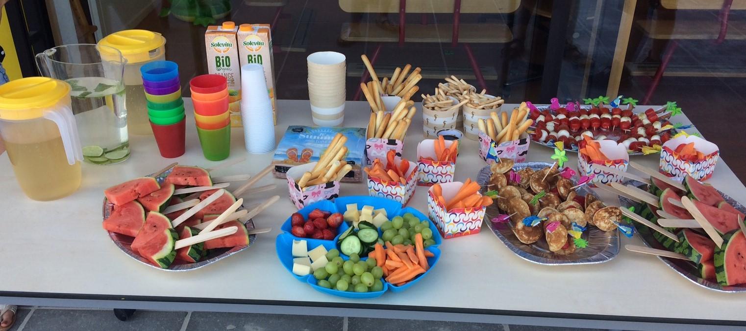 Gezonde Voeding, Kids First COP groep