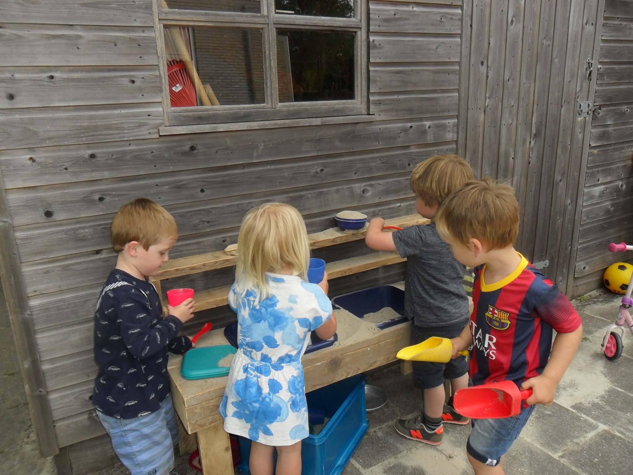 Peuteropvang 't Bernekuorke in Akkrum - Kids First COP Groep