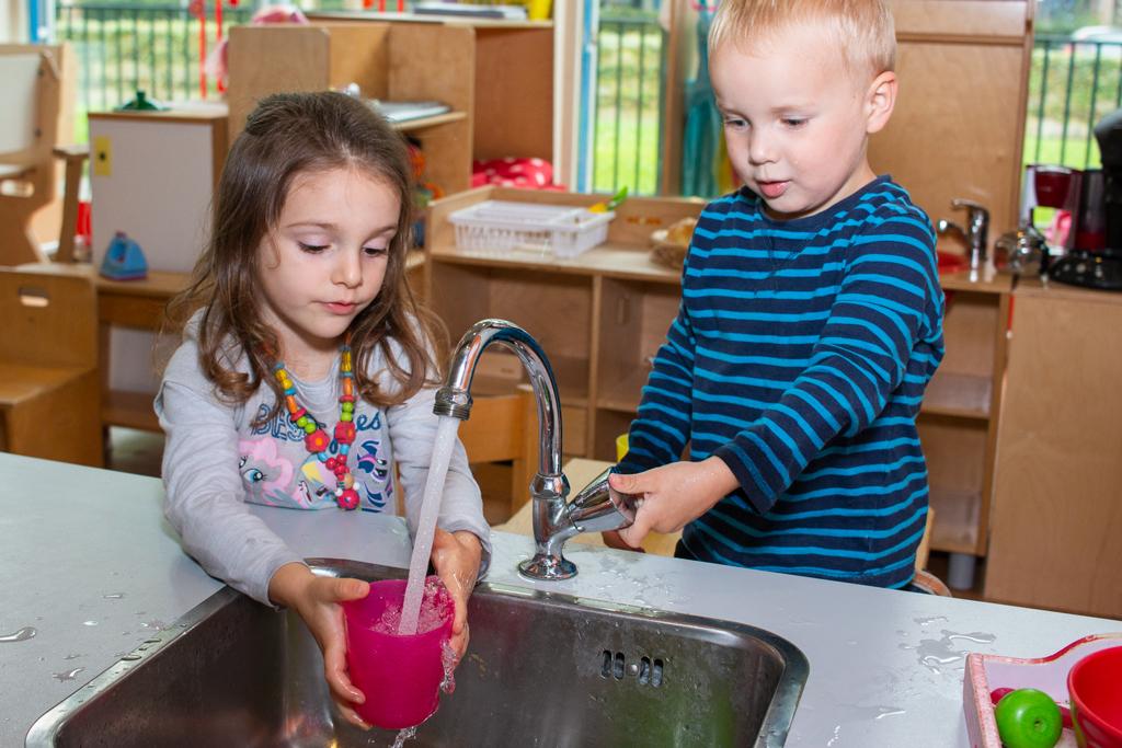 Peuteropvang De Wigwam, Beijum JOGG Groningen - Kids First COP groep